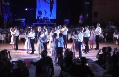 Ples Purkyňova gymnázia Strážnice 2020